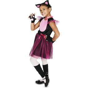 Disfraz Halloween Gatita Para Nia Disfraces en Mercado Libre Mxico