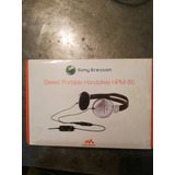 Manos Libres Sony Ericsson Stereo Hpm 85