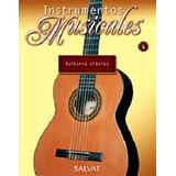 Instrumentos Musicales, Guitarra Española - Colección Salvat