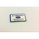 Adesivo Do Ar Condicionado Para Ford Galaxie,ltd/landau/50.