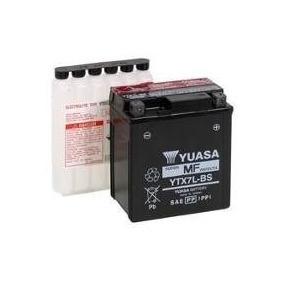 Bateria Yuasa Ytx7l Bs Falcon Twister Torn Titan 150es Esd
