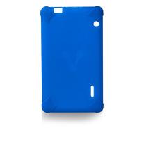 Funda Para Tablet Silicon 7 Pulgadas Vorago Tc-124 Azul