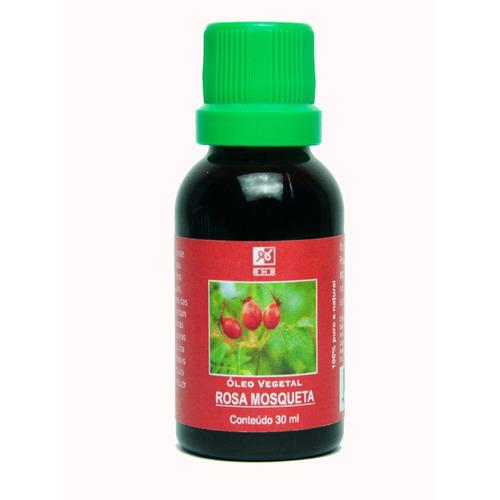 Óleo Vegetal De Rosa Mosqueta Chileno 100% Puro (30ml) Rhr