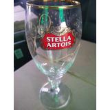 6 Copas Stella Artois - Cerveza Chopp Edición Especial