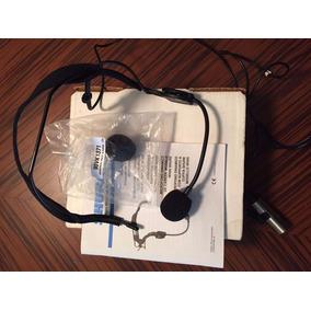 Microfono Shure Wh20