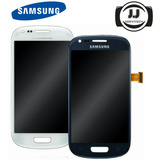 Pantalla Lcd +mica Tactil Samsung Galaxy S3 Mini 8190 8200
