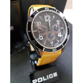 699e4c21f76 Relógio Police Classico Pl11005js 02a Unissex Police - Relógios De ...