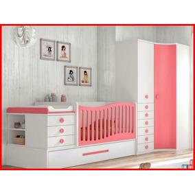 !!!oferta!!!camas Cunas Convertible !!!!hermosos Diseños!!!!