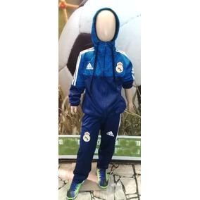 Conjunto Del Real Madrid Campera Y Pantalon Para Nene !!