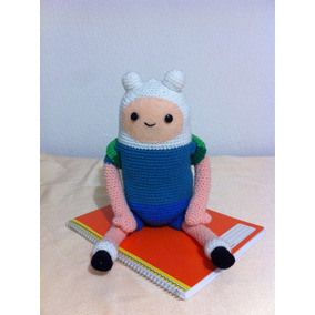 Finn El Humano Crochet Amigurumi Hora De Aventura