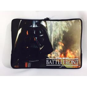Case Capa Luva P/ Notebook Star Wars Personalizada 14
