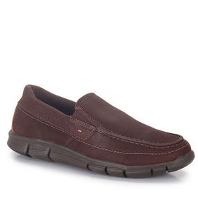 Sapato Casual Masculino Kildare - Cafe