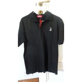 Chomba Negra - Marca Bsas Polo - Talle Small