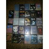 Colección De Rock De 150 Cd Y 29 Dvd Copias.