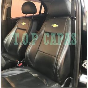 Capa Banco Carro 100% Couro Corsa Celta Prisma Astra Agile