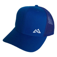 Boné Mountain Wear Azul / M014