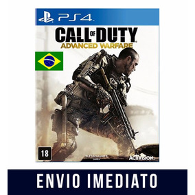 Cod Aw Advanced Warfare Ps4 Psn Português Br