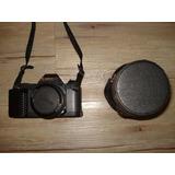 Maquina Fotografica Canon Com 2 Objetivas
