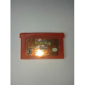 Pokemon Fire Red Gba Version Nintendo Original Rare Confira!