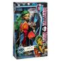 Oferta Jinafire Long Monster High-rojo Con Verde