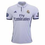 Playera Jersey adidas Real Madrid 2016-17, Ronaldo Y Mas!