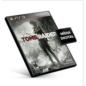 Tomb Raider Ps3 Psn Português Midia Digital Envio Imediato