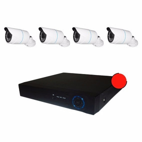 Kit Cctv Ip Plc Hd 720p Sin Cables Video Por Red Electrica