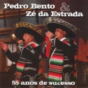 Cd Pedro Bento & Zé Da Estrada 55 Anos De Sucesso