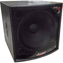 Subwoofer Apogee A18 700w Bafle Sublow Pasivo Con Crossover