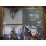 Lote De 4 Cds E 1 Dvd - My Chemical Romance/korn/linkin Park