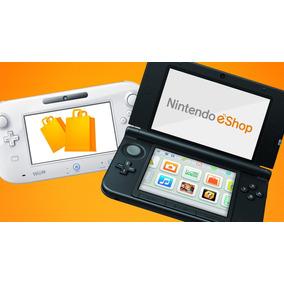 Crédito Nintendo E-shop Brasileira R$40,00