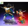 Figuras Dragon Ball Z Goku Y Vegetta Figuarts. Oferta