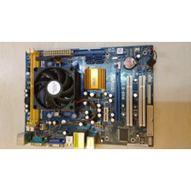 Kit Placa Asrock N68-s Ucc + Processador + Cooler - Defeito