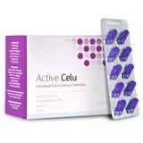 Active Celu -reduz A Celulite - Hidrata A Pele - 30 Cápsulas