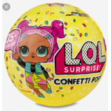 Lol Surprise! Confetti Pop Serie3. Original De Eeuu/ Tucuman