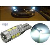 Led T10 Lupa Canbus- Potentes Auto-moto-posicion Audiotrends
