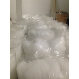 Plumante Enchimento - Fibra Siliconizada 100% Poliéster 1kg
