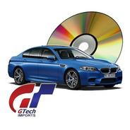 Desbloqueio Dvd Bmw + Atualização Gps + Coding
