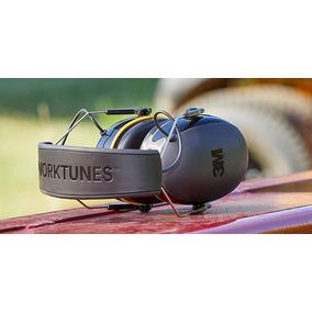Audífonos 3m Worktunes Inalambricos Protector Auditivo Hifi
