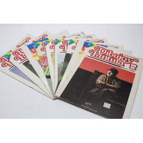 9 Revistas De Curso Prático De Dibujo Y Pintura E6