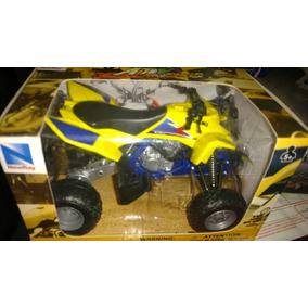 Cuatrimoto Suzuki Atv Amarilla Todo Terreno C Enví Lyly Toys