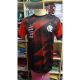 Linda Camisa Flamengo Treino 2017