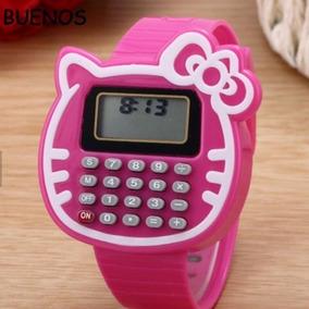 Reloj Calculadora Para Niña
