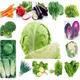 630 Sementes Kit Verduras E Legumes 18 Espécies + Brinde
