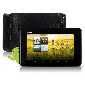 Tablet Genesis Gt-7200 2 Câmeras Android 4.0 Wi-fi 3g