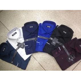 Social Armani Jeans Masculina Pronta Entrega