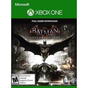 Batman Arkham Knight Xbox One Digital Online