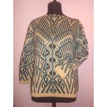 Sweater Mujer Usado Estilo Bariloche