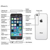 Manual Do Usuário Celular Iphone 5c Português Ilustrado
