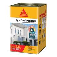 Sika Pintura Impermeável  23kg - Igolflex Fachada